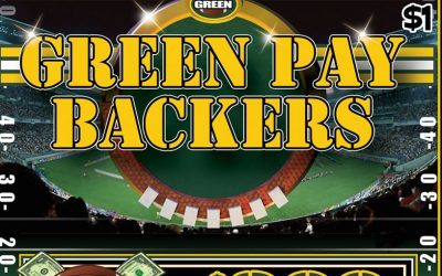 Green Pay Backers game art by Anthony Colonna