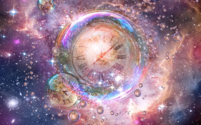 Time Bubbles CGI by Anthony Colonna