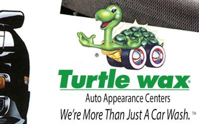 Turtle Wax Billboard Airbrush Illustration Art Portfolio by Anthony Colonna