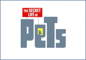Secret Life of Pets Logo