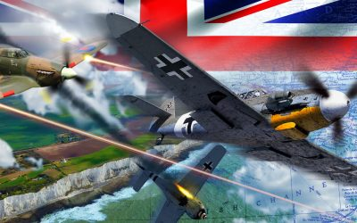 Battle of Britain of Anthony Colonna