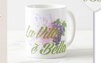 La Vita e' Bella Collection by Anthony Colonna