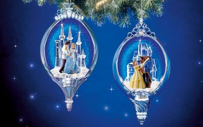 Disney's Princess Ornament Collectibles Product Design by Anthony Colonna