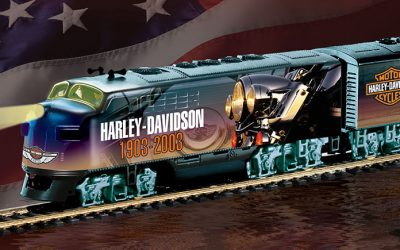 Harley Davidson Express by Anthony Colonna