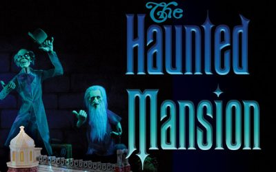Disney's Haunted Mansion Collectibles Product Design by Anthony Colonna