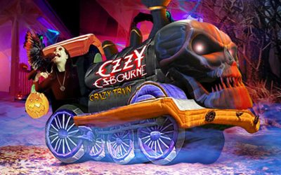 Ozzy Osbourne's Crazy Train by Anthony Colonna